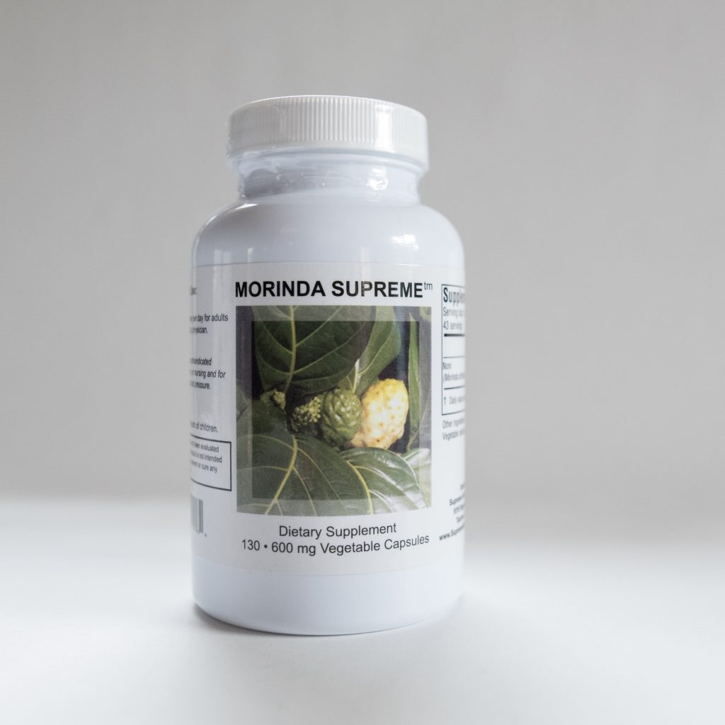 Morinda Supreme by Supreme Nutrition