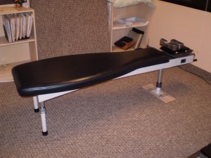 Upper Cervical Table